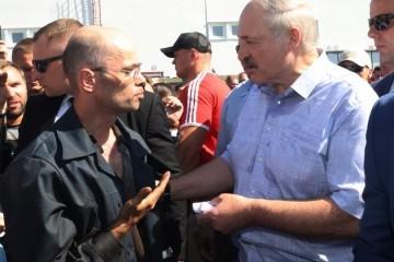 Lukašenko optužuje oporbu da želi preuzeti vlast