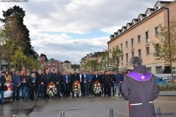 VIDEO U Metkoviću obilježena 28. obljetnica 116. brigade HV-a…