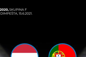 MAĐARSKA - PORTUGAL Mađari igraju pred 68 tisuća navijača protiv aktualnih prvaka