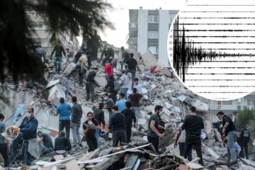 Krivulja zagrebačkog seizmografa 'podivljala' u vrijeme potresa u Turskoj, evo o čemu je riječ