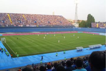 MOGUĆE I MINIRANJE! Ruši se dio stadiona Maksimir koji je teško stradao u potresu