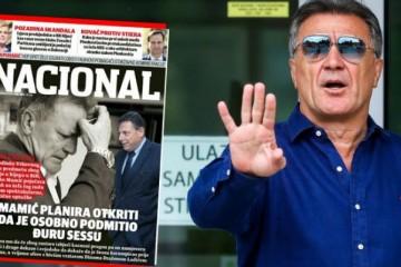 Nacional: Mamić planira otkriti da je osobno podmitio Đuru Sessu, šefa Vrhovnog suda