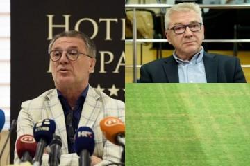 Mamić spomenuo svastiku i Ranka Ostojića: Iako je Milanovićev ministar obećavao slučaj nije riješen