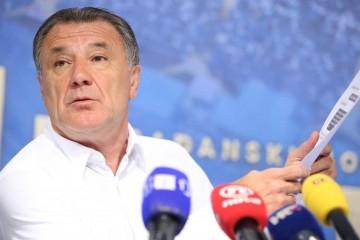 I Zdravko Mamić službeno moli ustupanje kazne Bosni i Hercegovini