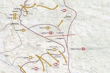 Na današnji dan: Počela akcija 'Lipanjske zore' kojom je oslobođen Mostar i dolina Neretve