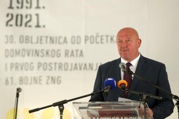 Mareković: Ministar je potpisao neistinu, laž. U MORH-u ima brigadir, kojem je protuzakonito u tri navrata produžavana služba