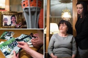 Marija još traga za suprugom, a sina je identificirala 1999.