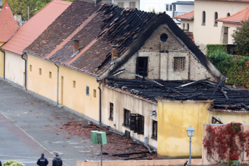 Policija utvrdila što je uzrok strašnog požara u Svetištu u Mariji Bistrici, šteta je milijunska