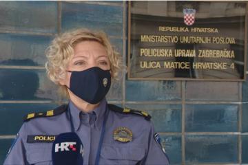Sukobilo se oko 400 navijača, poljski su napustili RH pod pratnjom policije