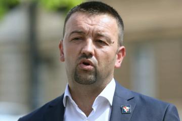 Pavliček o Linićevom komentaru za Direktno: Svim dušebrižnicima od lijeva na desno poručujemo da ćemo zaustaviti nasilno uvođenje eura