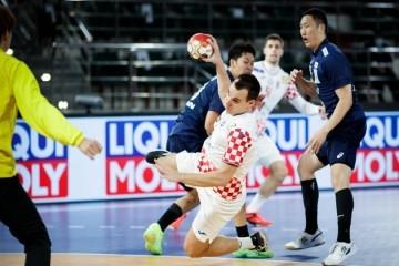Šokantan start hrvatskih rukometaša; Ivan Čupić pet sekundi prije kraja utakmice spriječio potpunu blamažu 'kauboja'