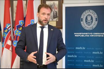 Ministar Banožić: Žrtva i odricanje branitelja može nam biti primjer i izvor nadahnuća