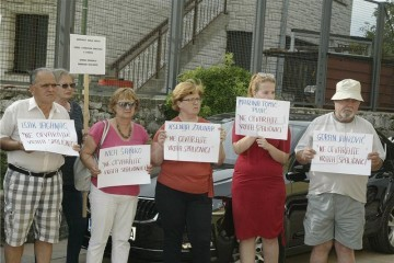 Mještani Marčelja od Sabora traže zatvaranje centra Marišćina