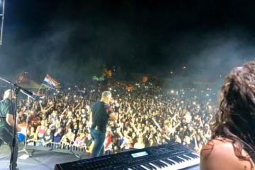 """OPET NA SUD? Policija reagirala na """"ustaška"""" obilježja na koncertu Thompsona u Dubrovniku"""