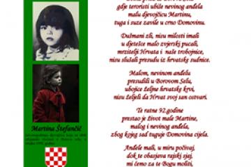 Hrvatska sokolice Martina Štefančić