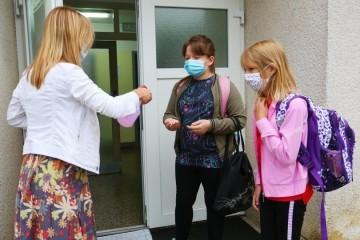 Istra  i Međimurje ukinuli nošenje maski na nastavi