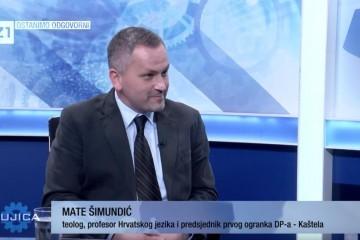Profesor Šimundić o Babiću: 'Komunisti, jugoslaveni i četnici palili su crkve!'