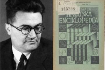 13. srpnja 1901. rođen Mate Ujević – autor prve hrvatske enciklopedije
