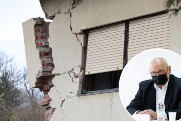 Središnji državni ured za obnovu detaljno nam je opisao kako se gradilo, no Zlatko Mateša nije bio baš rječit: 'Nije to razina premijera'