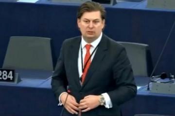 Njemački zastupnik Andreju Plenkoviću: 'Ništa niste naučili od dr. Tuđmana' – video