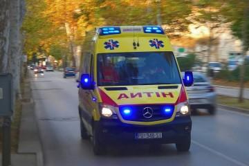 Pula: Izboden mladić, a za napadačem se traga