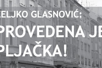 General Glasnović: Ne pišem ovo da bi stvarao paniku, nego da bi upozorio na dolazeću situaciju / financijsku krizu!