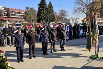 """U Bjelovaru obilježena 30. obljetnica osnutka  legendarne postrojbe Specijalne jedinice policije """"Omege"""""""