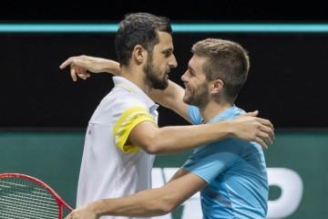 Mektić i Pavić preokretom za pamćenje izborili polufinale Wimbledona nakon borbe od gotovo četiri sata