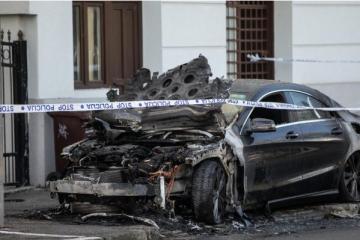 OGLASILA SE! Vlasnica uništenog Mercedesa (25): 'Kupila mi ga je mama za 50 tisuća eura'