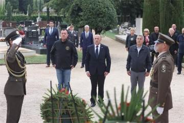 Svečano obilježena 30. obljetnica obrane Zadra