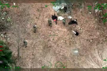Pripadnici ATJ Lučko spasili nezakonite migrante iz minski sumnjivog područja (VIDEO)