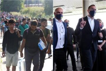 EU proziva Hrvatsku zbog migranata na temelju optužbi aktivista koji su danas političari Možemo