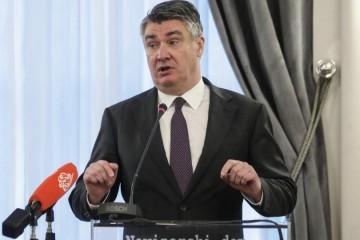 Milanović udario po Obuljen Koržinek: U očajničkom pokušaju da iz blata iščupa svog gospodara, ministrica kulture podvaljuje ilegalno snimljenu zafrkanciju iz 2016.