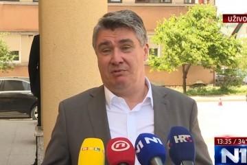 Milanović: Hrvatska je u krizi već dugo vrijeme jer se vodi kao stranačka prčija