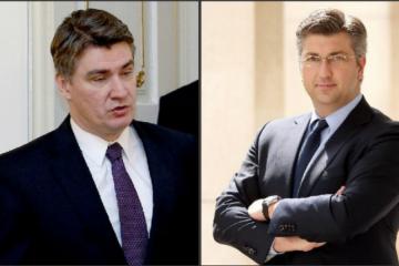 Crobarometar za svibanj: HDZ dvostruko jači od SDP-a. Predsjednik gubi potporu za svoj rad...