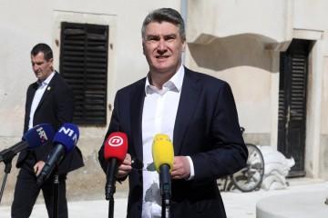 Milanović opet komentirao aferu Janaf, a potom se okomio  na Daliju Orešković i  Marijanu Puljak