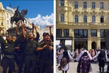 Milijan Brkić komentirao užičko kolo na Trgu: 'Jesmo li dosegli najviši oblik razvoja ili dno ljudske gluposti?'