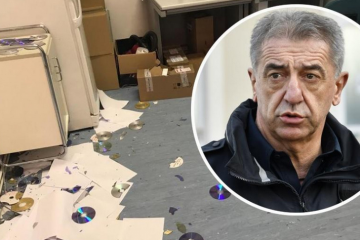 Milinovićev nećak demolirao prostorije u gospićkoj bolnici, ekspresno je izbačen iz stranke LiPO