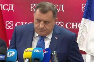 MILORAD DODIK 'Prijetnje američke ambasade u BiH su, balkanski rečeno, siledžijske. Oni rade za muslimane!'