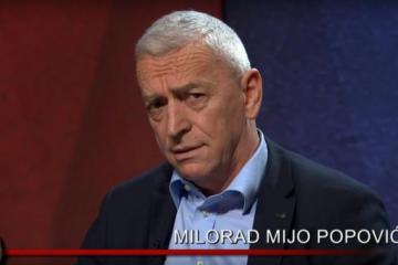 Crnogorski književnik 2018.: SPC je paravojna i parapolitička institucija s misijom velikosrpstva