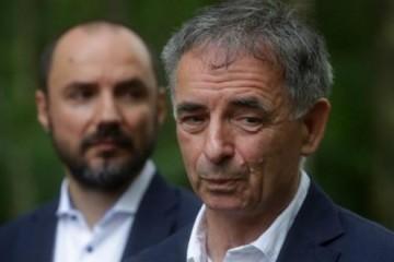 DR. JURE BURIĆ: Gdje je sada Milorad Pupovac da sa svojim plačljivim glasom komentira srpske grafite u Vukovaru