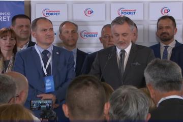 Škoro: Predstavljamo svjetlo demokršćanstva i konzervativizma, čestitam Tomaševiću