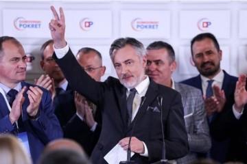 Domovinski pokret o Škori: Ostavka nas je pomalo zatekla, ali hvala što smo se nametnuli kao treća politička snaga u zemlji
