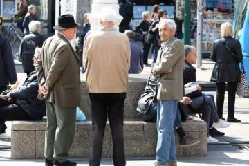 Prosječne mirovine u pet godina rasle tek 479 kuna, a saborske čak 2 275 kuna