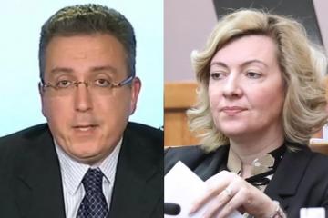 Odvjetnik Luka Mišetić: Dragana Jeckov se skriva iza civilnih žrtava rata kako bi izbjegla iznošenje stava o Srebrenici i Martiću…