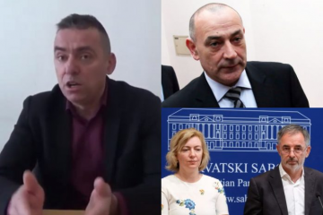 Mlinarić za Narod.hr: Medved je u suglasju s SDSS-om u večernjim satima predstavio sporni zakon