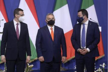 Orban, Salvini i Morawiecki dogovorili osnivanje novog konzervativnog saveza