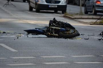 TRAGEDIJA U ZAGREBU! Prometna nesreća između vozača motocikla i vozača bicikla. Obojica su poginula!