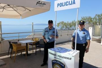 Novi kriteriji za policajce: Morat će skakati u dalj 1.97 metara, a 2400 metara pretrčati za 12.49 minuta