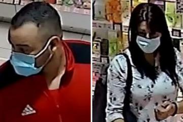 POLICIJA TRAŽI POMOĆ: 'Ako ste vidjeli muškarca i ženu s fotografija, nazovite policiju'